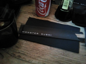 Monster Sushi – Barcelona (SPAIN)