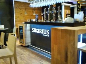 Restaurante Sibarius – Granada(SPAIN)