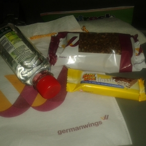 Economy Class – GERMANWINGS