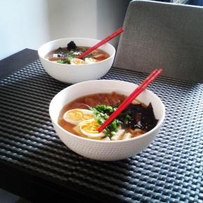 Japanese Ramen Soup
