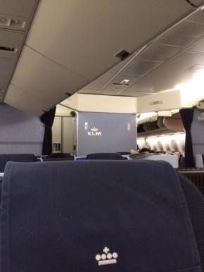 Business Class –KLM