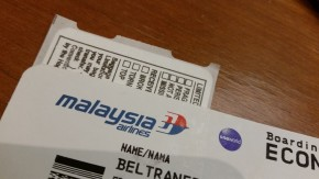 Economy Class – MALAYSIA AIRLINES