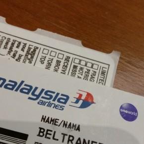 Economy Class – MALAYSIAAIRLINES