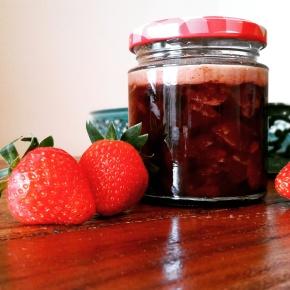 Strawberry Vanilla Marmelade