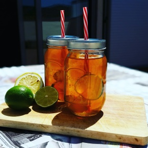 Home-Made Ice Tea