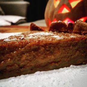 American Halloween Pie