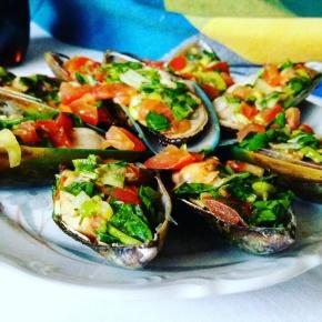 Vinaigrette Mussels