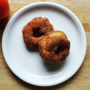 Roscos de Manzana