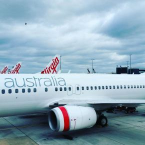 VIRGIN AUSTRALIA – Economy Domestic