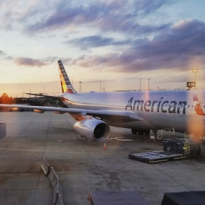 AMERICAN AIRLINES – Business Long Haul