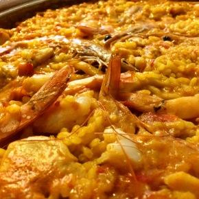 Saffron Shrimps'n'Rice