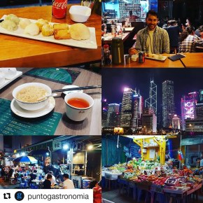 Foodie Layover in Hong Kong