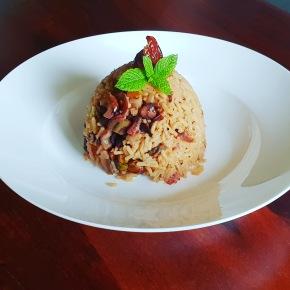 Pistacchio-Dates Rice