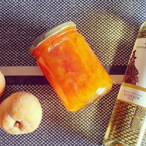 Icewine Apricot Marmelade