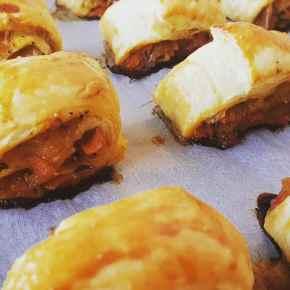 Veggie Croissants