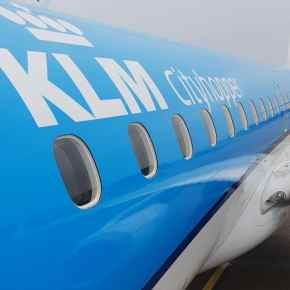 Economy Short Haul – KLM CITYHOPPER
